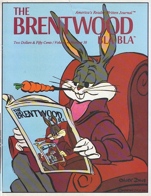 Brentwood Bla Bla Magazine